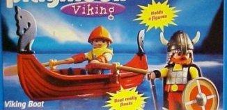 Playmobil - 5714-usa - Viking Boat