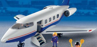 Playmobil - 5726 - Avion Private