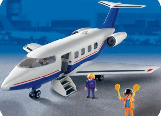 Playmobil - 5726 - Private Jet