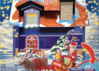 Playmobil - 5755-usa - My Take Along Holiday Home