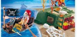 Playmobil - 5779-usa - skeleton shipwreck