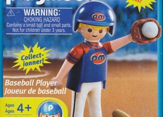 Playmobil - 5789-usa - Baseball Player