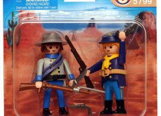 Playmobil - 5799 - Civil War Duo-Pack