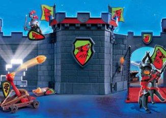 Playmobil - 5803-usa - Knight's Take Along Castle