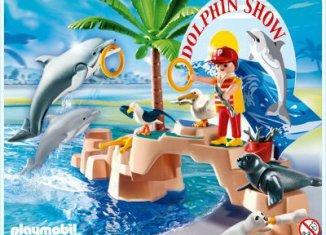 Playmobil - 5835-usa - Sea Life Show