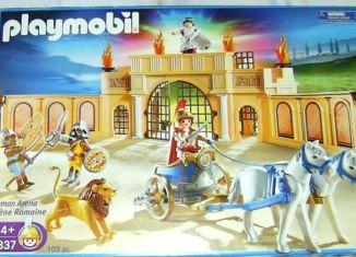 Playmobil - 5837-usa - Roman Arena