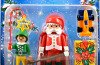 Playmobil - 5846-usa - Santa and Elf Duo Pack