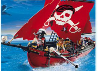 Playmobil - 5869-usa - red corsair