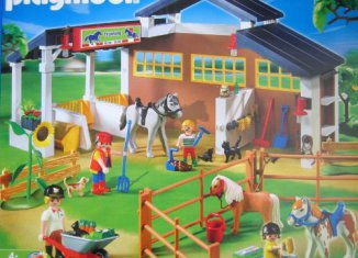 Playmobil - 5877 - Horse Farm Super Set