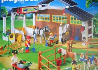 Playmobil - 5877 - Horse Farm Super Set
