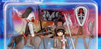 Playmobil - 5888 - Wolf Warriors Duo-Pack