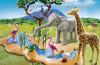 Playmobil - 5906 - Wasserstelle mit Wildtieren