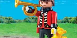 Playmobil - 5957-usa - FAO Schwarz 150th Anniversary Toy Soldier