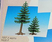 Playmobil - 7007 - Pine Trees