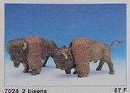 Playmobil - 7024 - 2 Bison