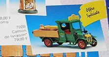 Playmobil - 7028 - Delivery truck