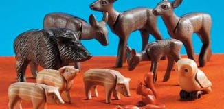 Playmobil - 7034 - Forest Animals