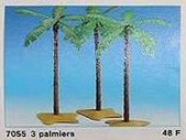 Playmobil - 7055 - 3 Palm Trees