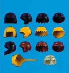 Playmobil - 7077 - Hairpieces