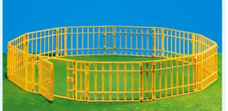 Playmobil - 7107 - Zoo Fence