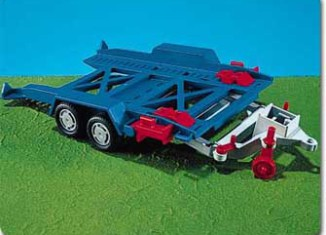 Playmobil - 7142 - Trailer