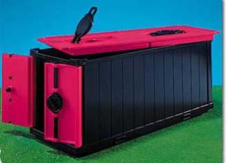 Playmobil - 7143 - Sunset Express Container
