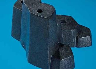 Playmobil - 7163 - Rock Form (Large, Dark Gray)