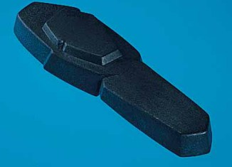 Playmobil - 7166 - Rectangular Gray Rock Form