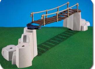 Playmobil - 7169 - Suspension Bridge