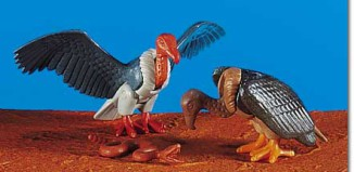 Playmobil - 7171 - 2 Vultures