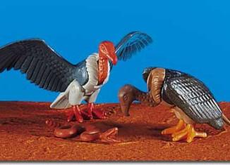 Playmobil - 7171 - 2 Vultures