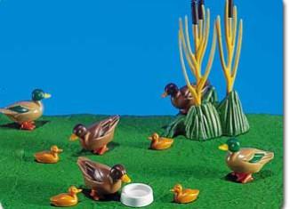 Playmobil - 7174 - Ducks