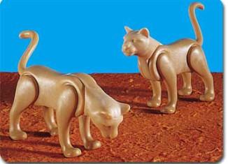 Playmobil - 7181 - 2 Cougars