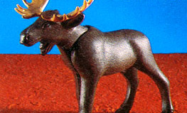 Playmobil - 7189 - Moose