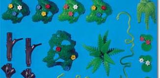 Playmobil - 7245 - Flowering Trees