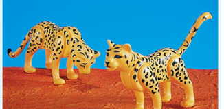 Playmobil - 7246 - 2 Leopards