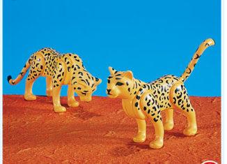 Playmobil - 7246 - 2 Leopards