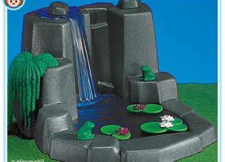 Playmobil - 7249 - Waterfall