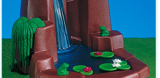 Playmobil - 7270 - Waterfall