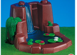 Playmobil - 7270 - Waterfall