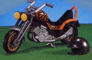 Playmobil - 7294 - Chopper Motorcycle
