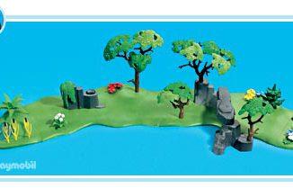 Playmobil - 7341 - Large Landscape