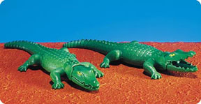 Playmobil - 7353 - 2 Alligators