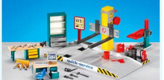 Playmobil - 7398 - Garage Accessories