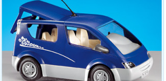 Playmobil - 7416v2 - City Van