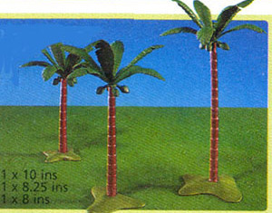 Playmobil - 7595 - 3 Palm Trees