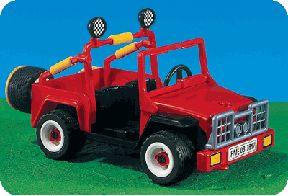 Playmobil - 7617 - Geländewagen