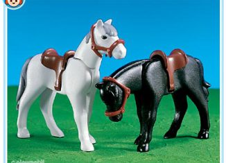 Playmobil - 7647 - 2  Horses