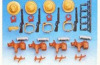 Playmobil - 7708 - U.S. Cavalry Accessories