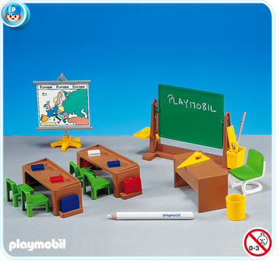 playmobil set 7721 classroom klickypedia. Black Bedroom Furniture Sets. Home Design Ideas